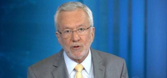 Alexandre Garcia no Jornal Nacional responde Lula