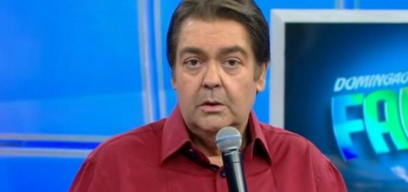 Fausto Silva - Foto/Reprodução: Rede Globo