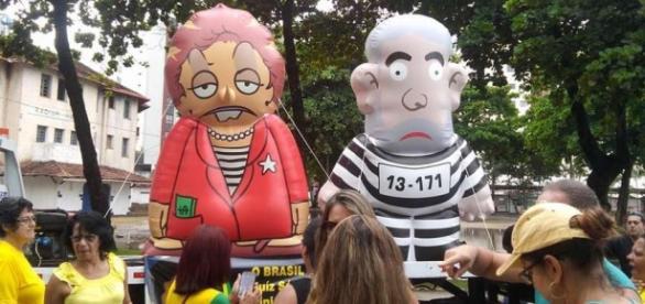Manifestações de 13 de março contra Dilma Rousseff