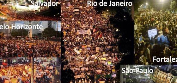 Manifestações devem movimentar o domingo