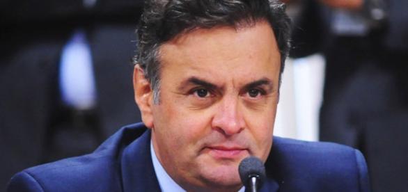 Aécio Neves, senador pelo PSDB
