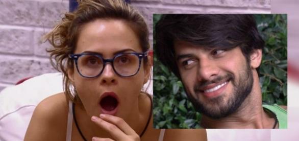 Ana Paula quer que Renan seja eliminado do BBB
