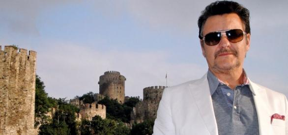 Antônio Calloni viveu LC em 'Além do Horizonte'