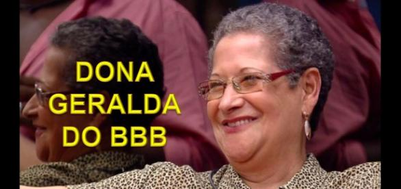 Dona Geralda deve ser eliminada do BBB 16