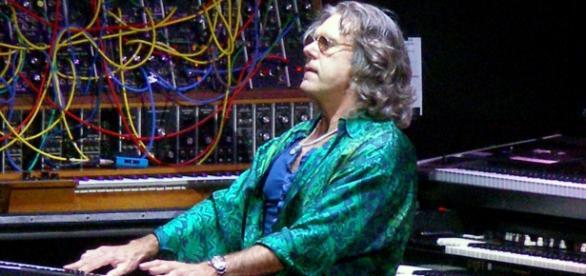 Emerson introdujo el teclado en la escena rock