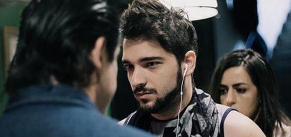 Humberto Carrão viveu Davi em 'Geração Brasil'