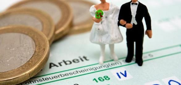 In Germania impozitarea este clasificată clar