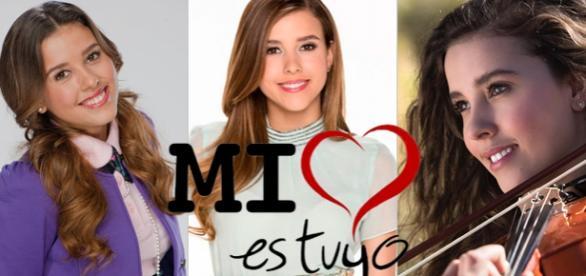 Paulina venceu dois TVyNovelas.