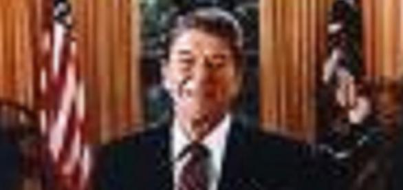 President Ronald Reagan (White House)