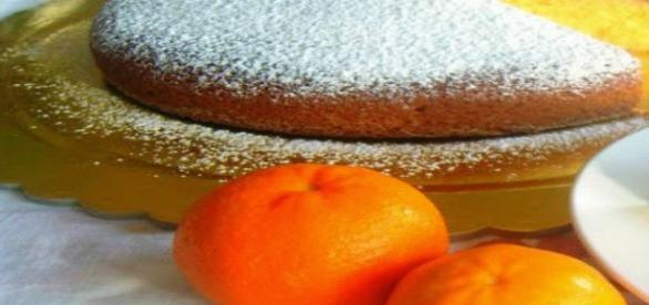 Ricetta Della Torta al mandarancio