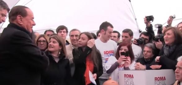 Sondaggi politici, 14 marzo: Silvio Berlusconi