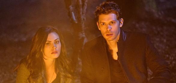 No próximo episódio, Hayley e Klaus em fuga