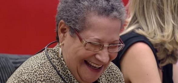 Dona Geralda consegue virar o jogo no BBB
