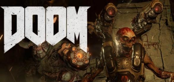Doom lanzará por todo lo alto su nuevo juego