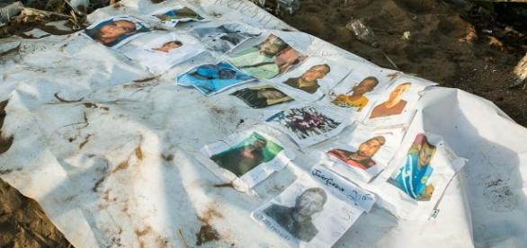 Fotos de los mineros desaparecidos en Venezuela