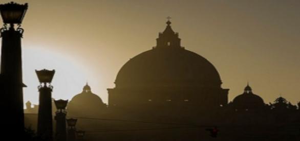 Imagen de san Pedro (Roma). Flickr
