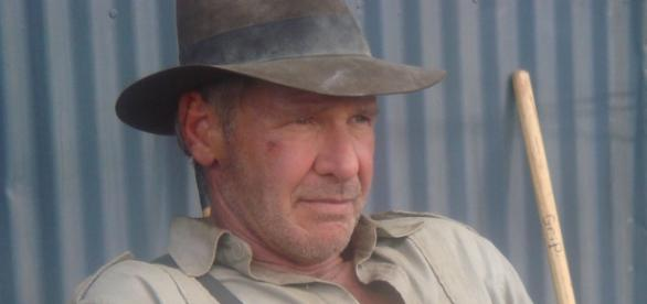 Indiana Jones, por John Griffiths