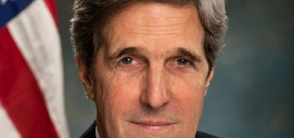Secretary of State John Kerry (State Dept)