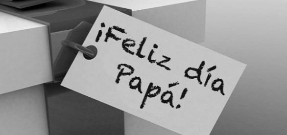 Celebración del día del padre.