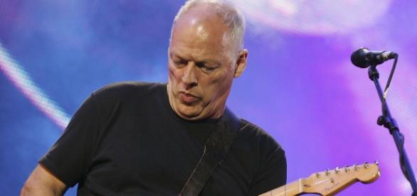 David Gilmour tocará em julho na Itália