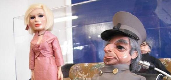 Popular duo: Lady Penelope and Parker