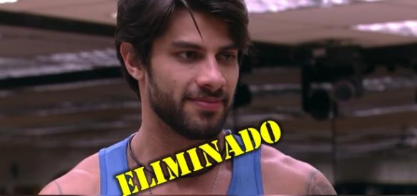 Renan é eliminado do Big Brother Brasil