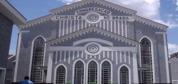 Templo da Congregação na Penha