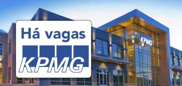 Vagas na multinacional KPMG. Foto: Reprodução Mqn.