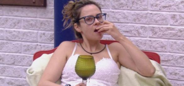 Ana Paula de volta ao Big Brother Brasil