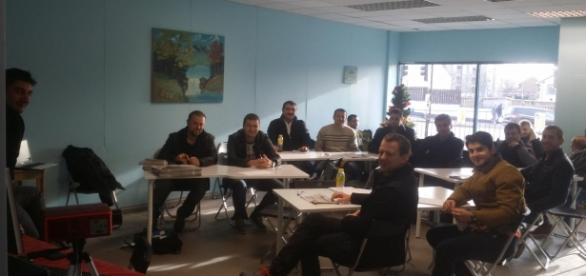 Centru comunitar din Anglia deschide porțile