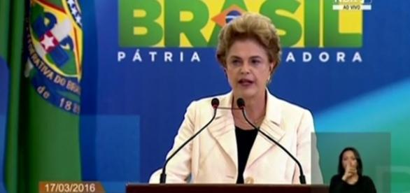 Discurso foi feito na posse de Lula