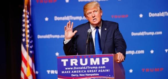 Donald Trump luptă pentru alegerile prezidenţiale