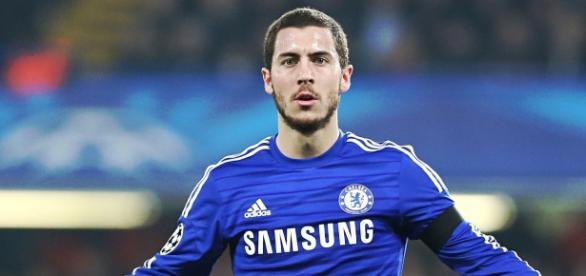 Eden Michael Hazard, jugador del Chelsea