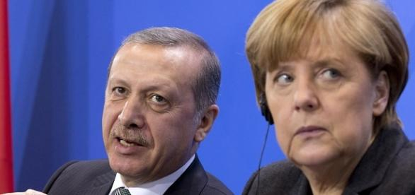 Il presidente turco Recep Tayyip Erdogan.