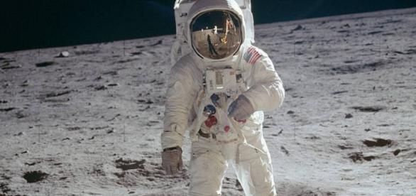 O Astronauta na Lua realidade ou impossível