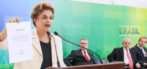 Os golpes começam assim, palavras de Dilma