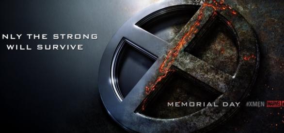 Poster do novo filme dos mutantes.