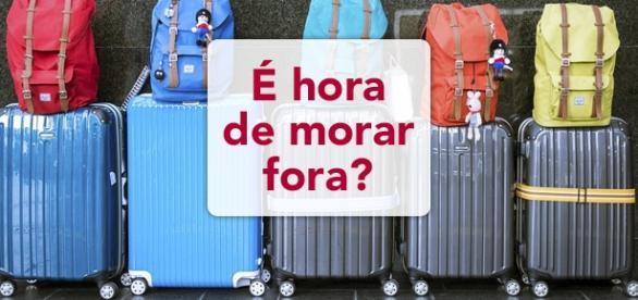 Saiba como planejar sua saída do Brasil.