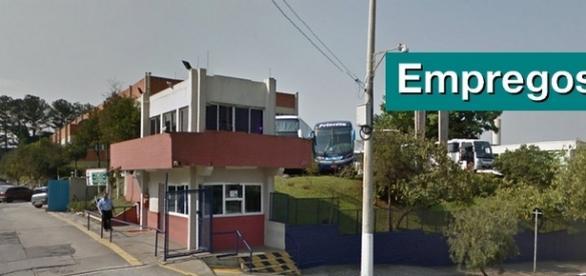 Sede da Breda em São Bernardo do Campo