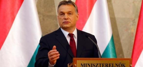 Viktor Orban bronił polskiego rządu na szczycie UE