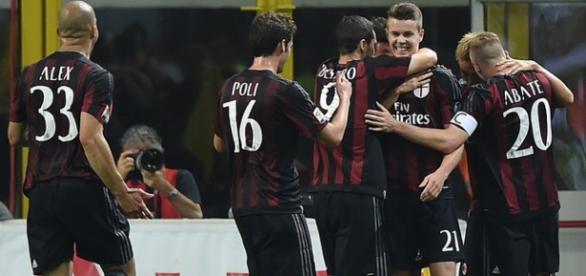 Acompanhe Milan x Lazio em tempo real.