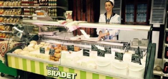 Alertă în ceea ce priveşte brânza Brădet