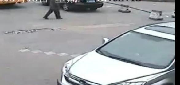 Imagini cutremurătoare din China!