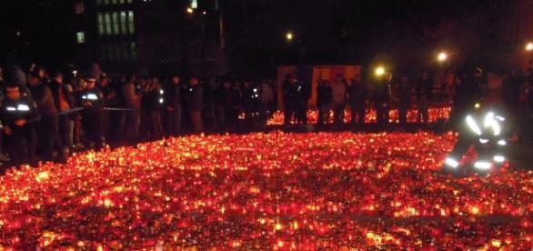 În Colectiv au murit 64 de oameni. Foto: Facebook