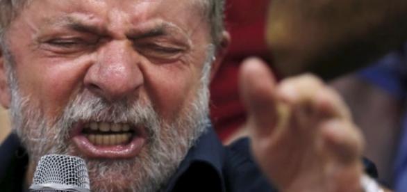 Lula mostrou revolta em sua conversa com Dilma