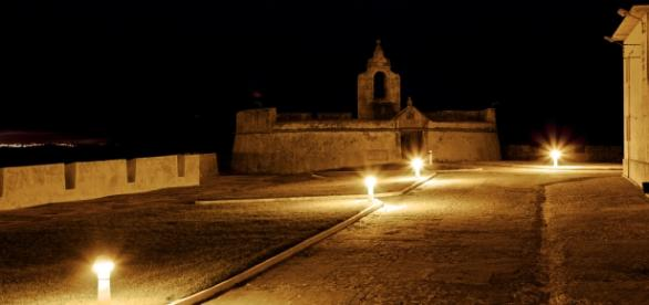 O Forte de Peniche foi uma prisão política.