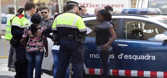 REDADA POLICIAL CONTRA LA PROSTITUCIÓN