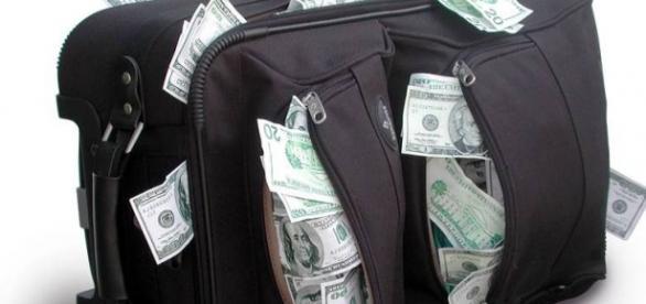 Soma de valores de contas chegam a US$ 800 mil