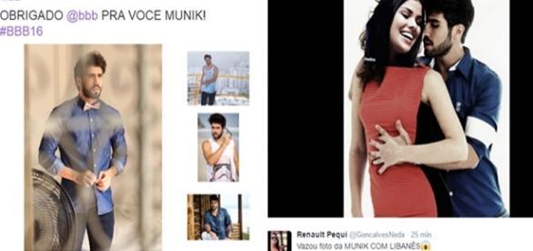 Fãs querem que Munik fique com ator libanês