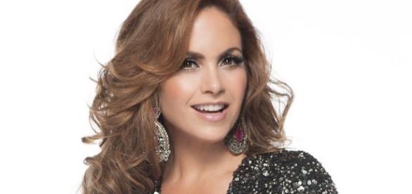 Lucero fez sucesso no Brasil com a novela 'A dona'